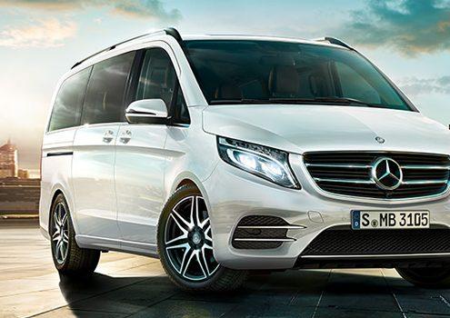Nueva Mercedes-Benz Clase V
